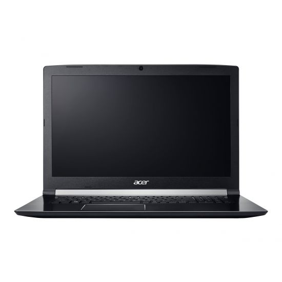 Acer Aspire 7 A717-71G-50L3 - Intel Core i5 (7. Gen) 7300HQ / 2.5 GHz - 8 GB DDR4 - 128 GB SSD - (M.2) + 1 TB HDD SATA / 5400 rpm - NVIDIA GeForce GTX 1050 Ti - 17.3""