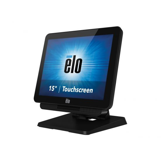 Elo Touchcomputer X2-15 - Rev A - alt-i-én - Celeron J1900 2 GHz - 4 GB - 128 GB - LED 15""