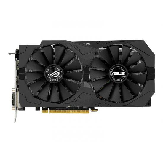 ASUS ROG STRIX-RX470-O4G-GAMING &#45 AMD Radeon RX470 &#45 4GB GDDR5 - PCI Express 3.0 x16