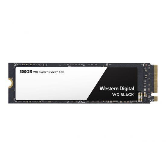 WD Black NVMe SSD WDS500G2X0C &#45 500GB - PCI Express 3.0 x4 (NVMe)