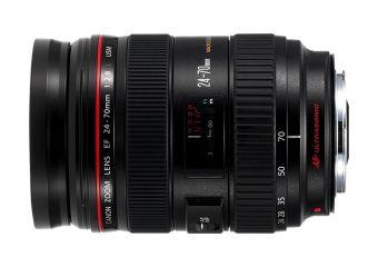 Canon EF zoomobjektiv