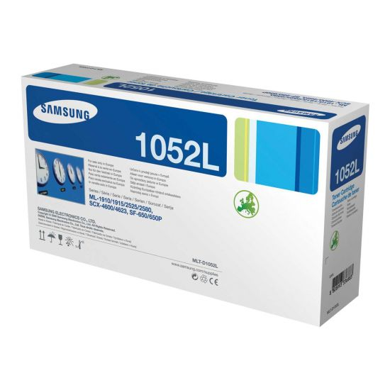 Samsung MLT-D1052L - sort - original - tonerpatron