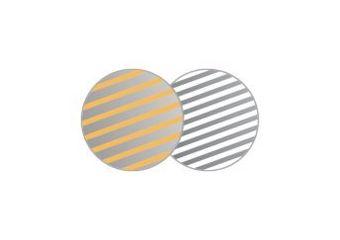 sunlight/soft silver lyspanel