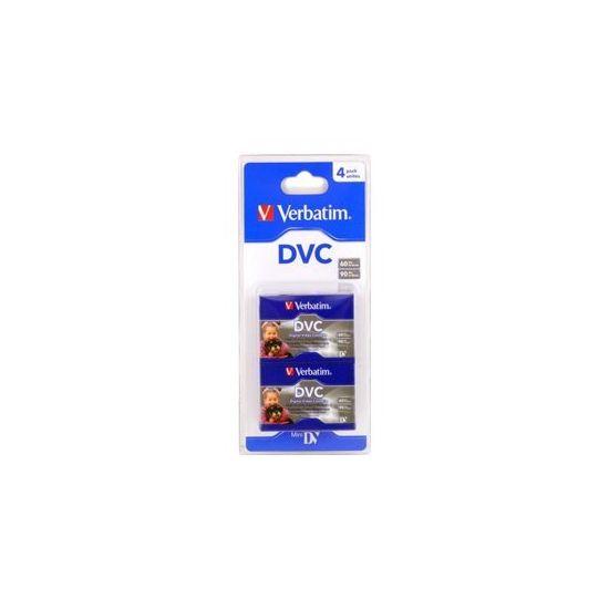 Verbatim DVC Mini DV - 4 x 60min