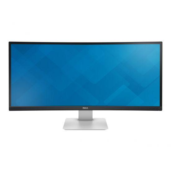 "Dell UltraSharp U3415W &#45 LED-Skærm 34"" IPS 5ms - 3440x1440 ved 60Hz"