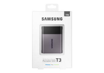 Samsung Portable SSD T3 MU-PT1T0B &#45 1TB
