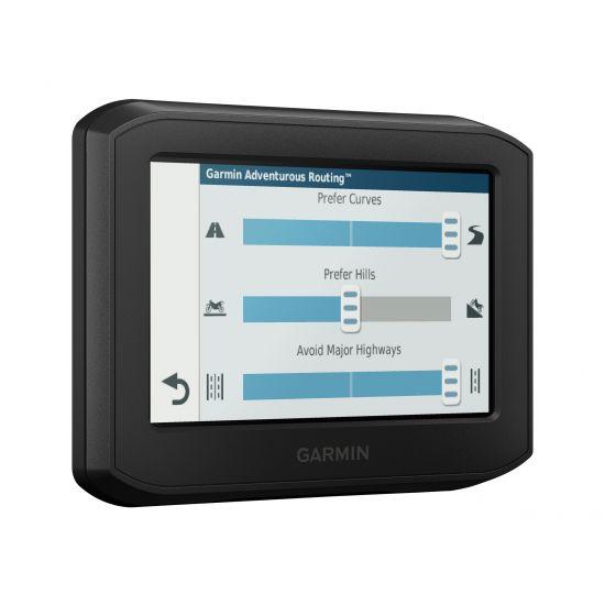 Garmin zumo 396 LMT-S - Rugged - GPS navigator