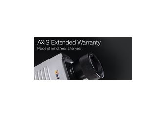 AXIS Extended warranty