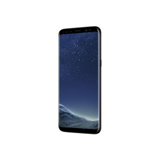 Samsung Galaxy S8+ - SM-G955F - midnat sort - 4G HSPA+ - 64 GB - TD-SCDMA / UMTS / GSM - smartphone