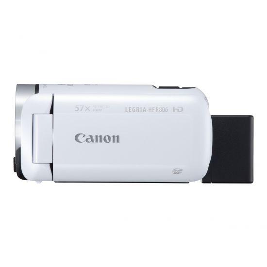 Canon LEGRIA HF R806 - Videokamera - lagring: flashkort