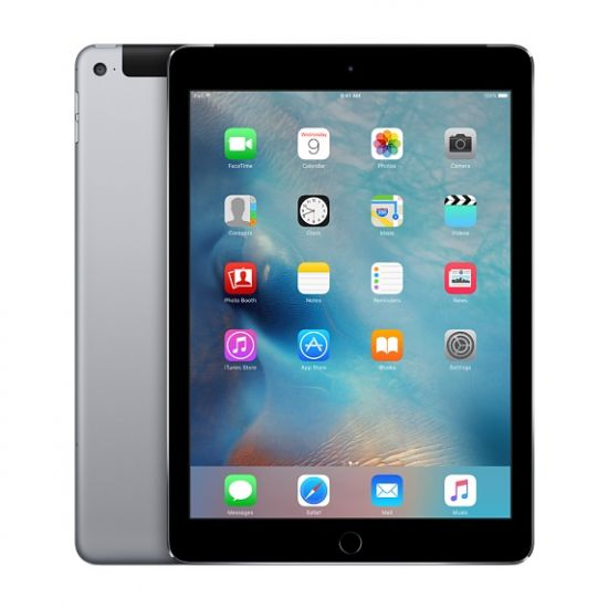 "Apple iPad Wi-Fi + Cellular - 32GB - 9.7"" - Space Gray"