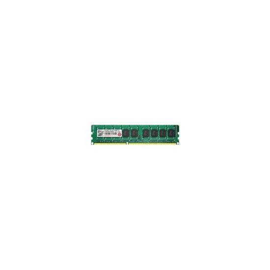 Transcend &#45 8GB &#45 DDR3 &#45 1333MHz &#45 DIMM 240-pin - ECC - CL9