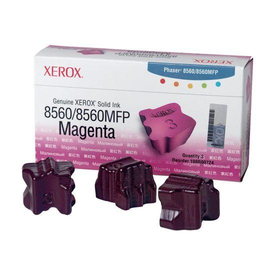 Xerox - 3 - magenta - fast blæk