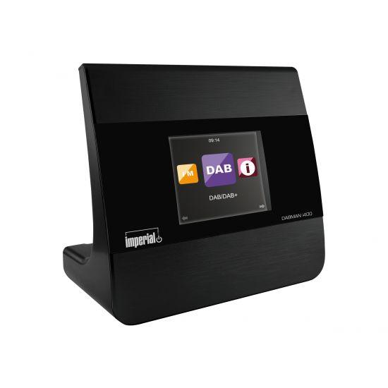 imperial DABMAN i400 - netværksaudioafspiller