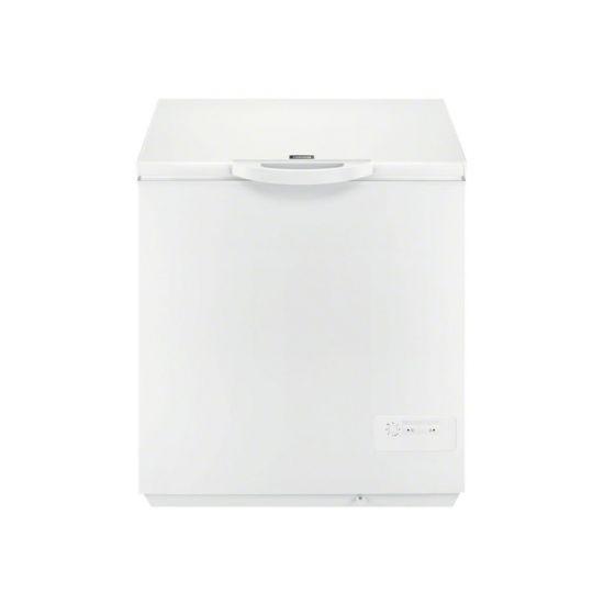 Zanussi ZFC21400WA - fryser - kummefryser - fritstående - hvid