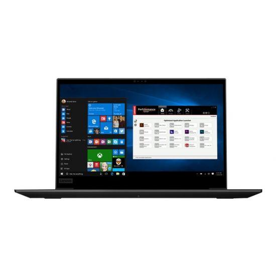 "Lenovo ThinkPad P1 20MD - Intel Core i7 (8. Gen) 8850H / 2.6 GHz - 16 GB DDR4 - 512 GB SSD - (M.2) PCIe - TCG Opal Encryption 2, NVM Express (NVMe) - Nvidia Quadro P2000 / Intel UHD Graphics 630 - 15.6"" IPS"