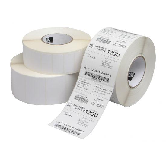 Zebra Z-Perform 1000T - etiketter - 21480 etikette(r) - 38 x 70 mm