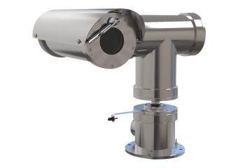 AXIS XP40-Q1765 Explosion Protected PTZ Network Camera
