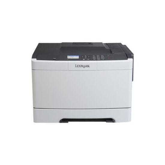 Lexmark CS410n farvelaserprinter
