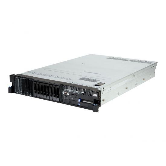 Lenovo System x3650 M2 - rack-monterbar - Xeon E5506 2.13 GHz - 2 GB
