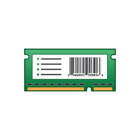 Lexmark Bar Code Card and Forms Card ROM