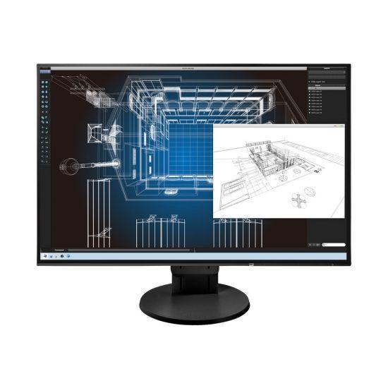"EIZO FlexScan EV2456-BK &#45 LED-Skærm 24.1"" IPS 5ms - 1920x1200"