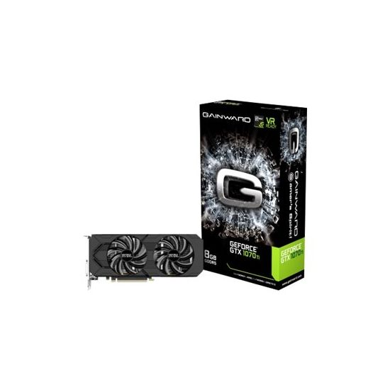 Gainward GeForce GTX 1070 Ti &#45 NVIDIA GTX1070Ti &#45 8GB GDDR5 - PCI Express 3.0 x16