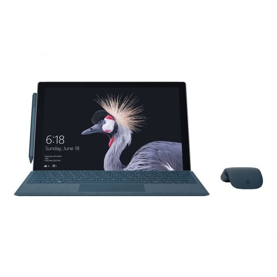 "Microsoft Surface Pro - 12.3"" - Core i7 7660U - 8 GB RAM - 256 GB SSD"