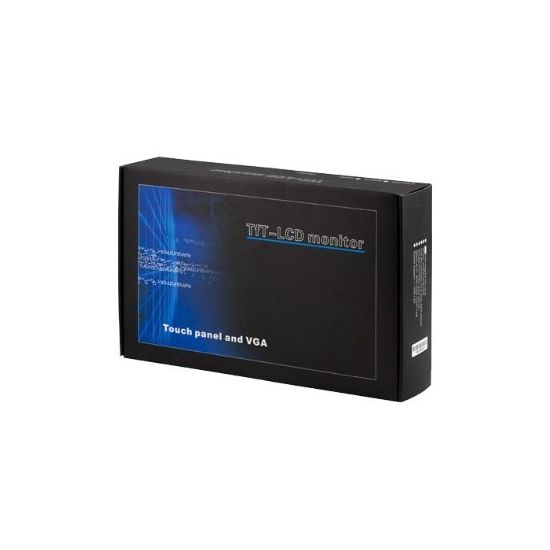 """DELTACO TV-908 - LCD-skærm - 8"""""""