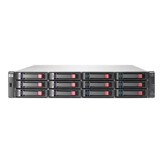 HPE Modular Smart Array P2000 3.5-in Drive Bay Chassis - lagringskabinet