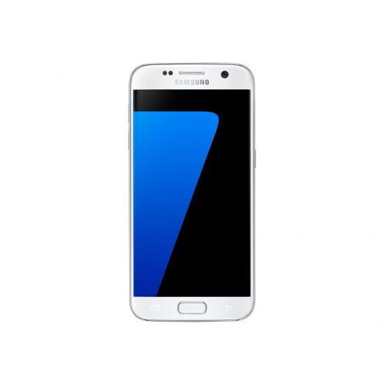 Samsung Galaxy S7 - SM-G930F - hvid perle - 4G LTE - 32 GB - GSM - smartphone