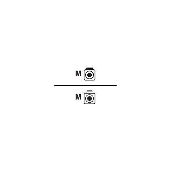 HPE Fiberkanal-kabel - 5 m