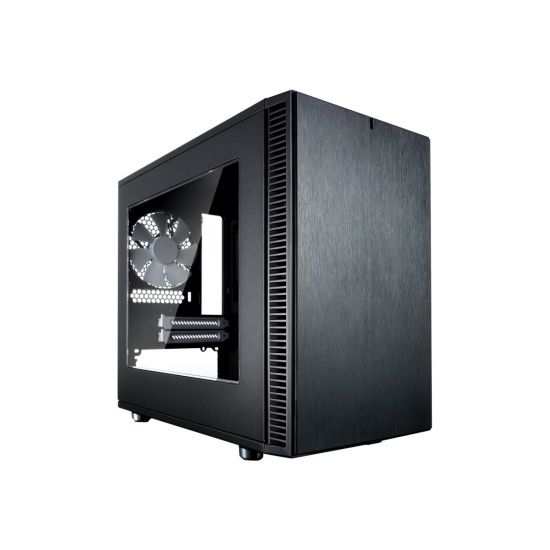 Fractal Design Define Nano S Black Window - ITX