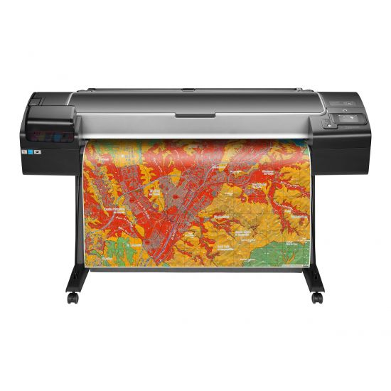 HP DesignJet Z5600 PostScript - stor-format printer - farve - blækprinter