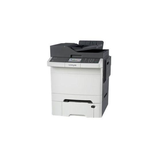 Lexmark CX410dte farve multifunktionsprinter