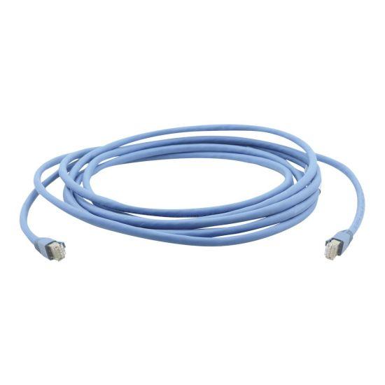 Kramer C-UNIKat-75 - netværkskabel - 22.9 m - blå, RAL 5012