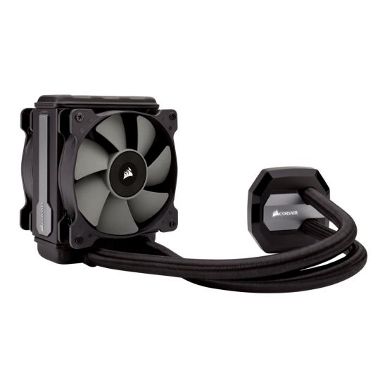 CORSAIR Hydro Series H80i v2 High Performance Liquid CPU Cooler - processor liquid cooling system