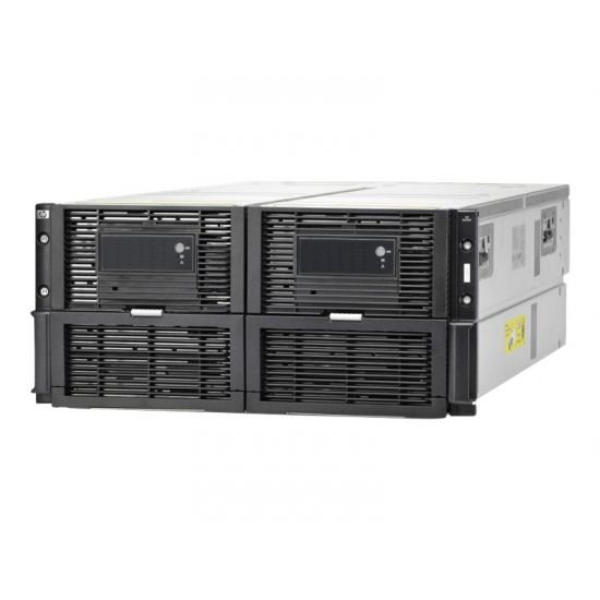 HPE Disk Enclosure D6000 with Dual I/O Modules - lagringskabinet
