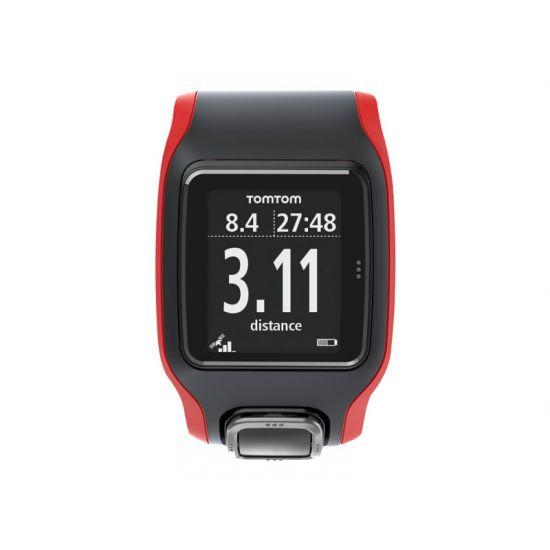 TomTom Multi-Sport Cardio - GPS/GLONASS-ur