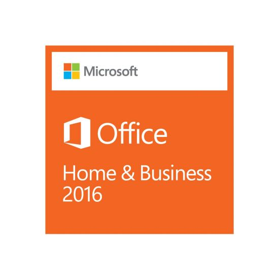 Lenovo Microsoft Office Home & Business 2016 - licens - 1 PC