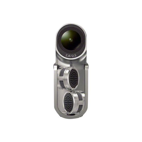 Sony Handycam HDR-MV1 - Videokamera - Carl Zeiss - lagring: flashkort
