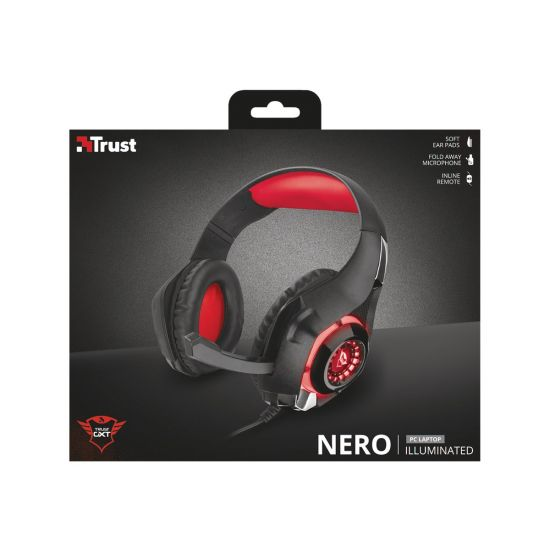 Trust GXT 313 Illuminated Gaming Headset