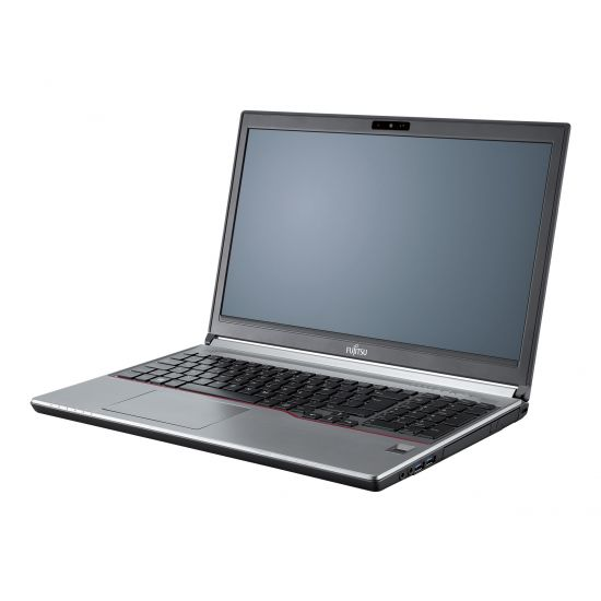 Fujitsu LIFEBOOK E756 - Intel Core i5 (6. Gen) 6200U / 2.3 GHz - 8 GB DDR4 - 500 GB HDD SATA 3Gb/s / 5400 rpm - Intel HD Graphics 520 - 15.6""