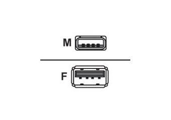 Belkin USB forlængerkabel