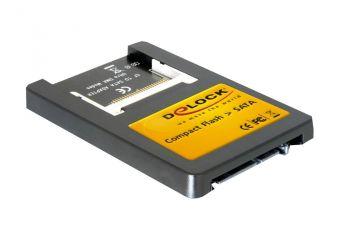 """DeLOCK 2.5"""" Compact Flash to SATA drive"""