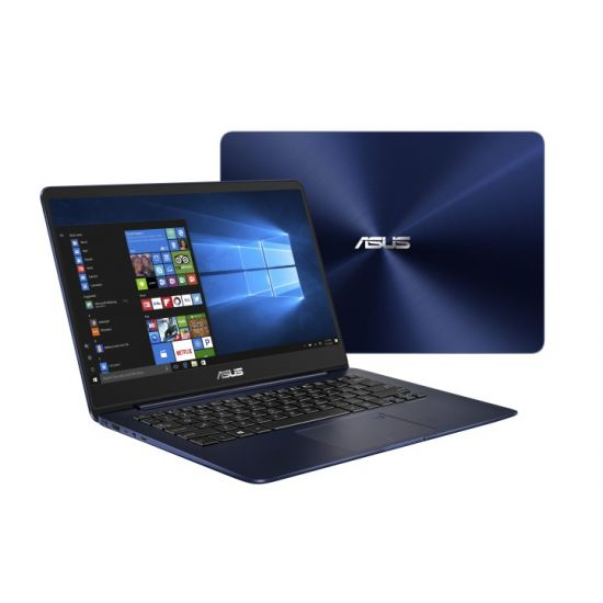 "ASUS Zenbook UX430UA PURE5 - Intel Core i5 7200U / 2.5 GHz - 8 GB DDR4 - 256 GB SSD - Intel HD Graphics 620 - 14"""