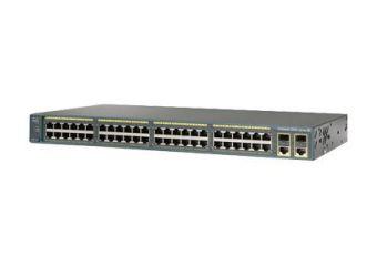 Cisco Catalyst 2960-Plus 48PST-S