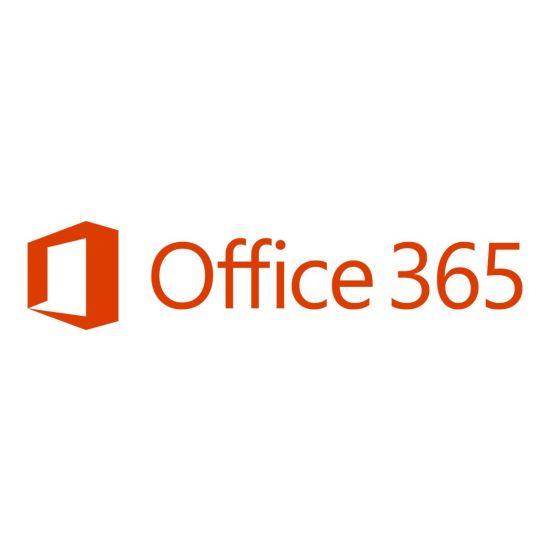 Microsoft Office 365 ProPlus - licensabonnemet (1 år) - 1 bruger