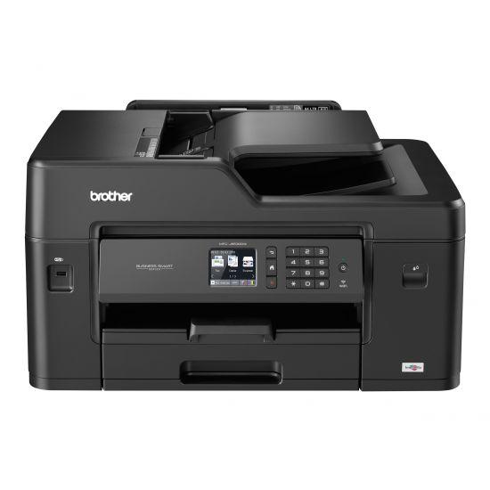 Brother MFC-J6530DW - multifunktionsprinter (farve)
