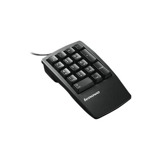 Lenovo ThinkPad - tastatur - Engelsk